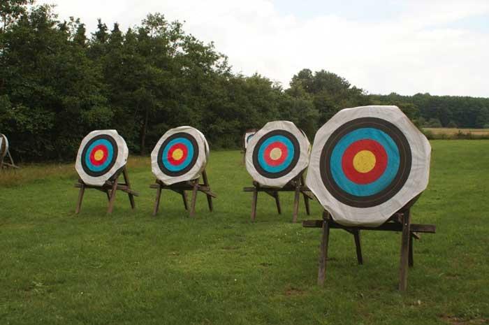 Type-of-Archery-Target