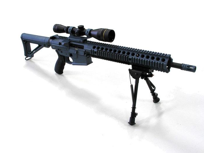 AR-15-Style-Rifle